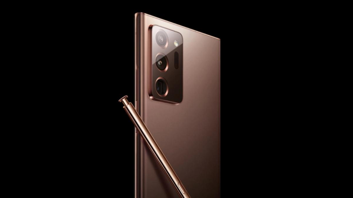 Samsung Galaxy Note 20 Ultra kommt am 5. August: So sieht es aus, das steckt wohl drin