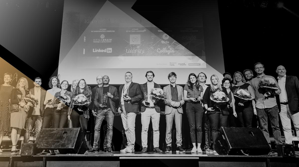 HR Innovation Award 2020 – disrupt, innovate, succeed
