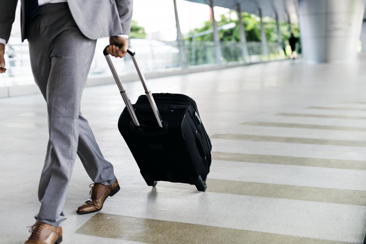 Coronakrise: Unternehmen wollen Dienstreisen auch zukünftig reduzieren