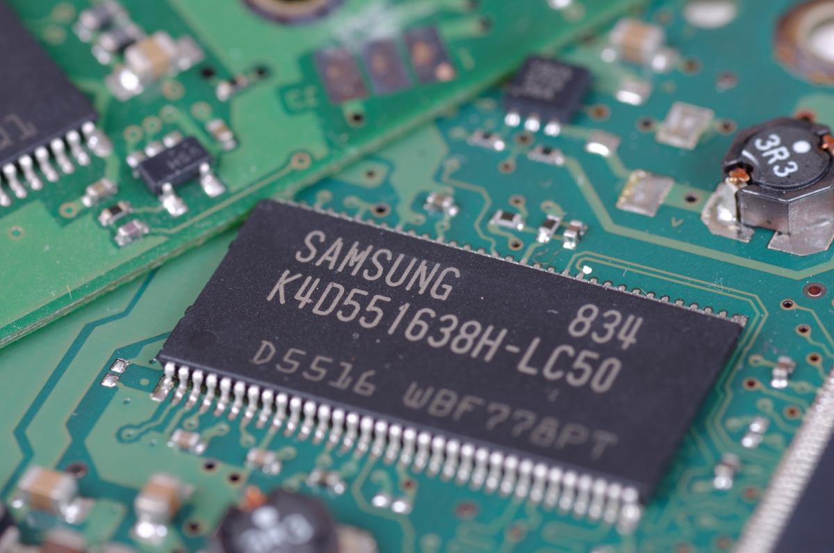 Dank Chip-Nachfrage: Samsung rechnet mit Gewinnsprung