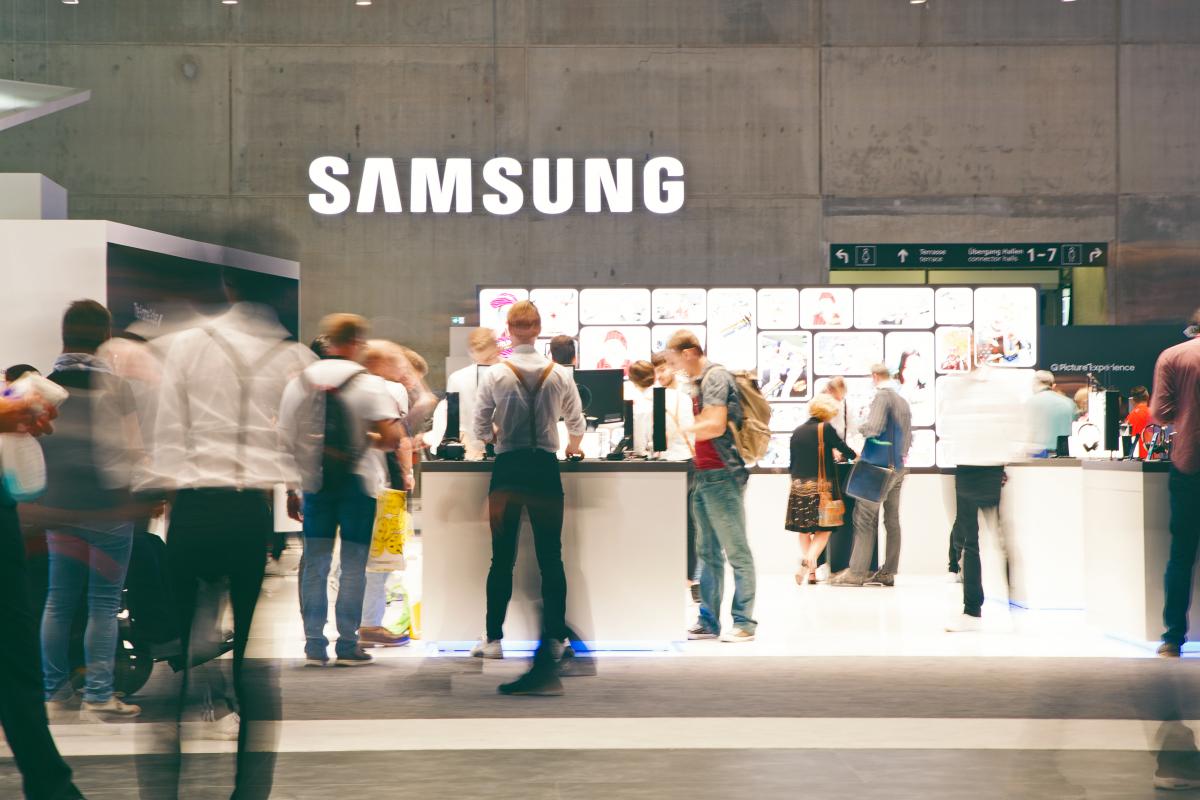 Ifa 2020 Samsung