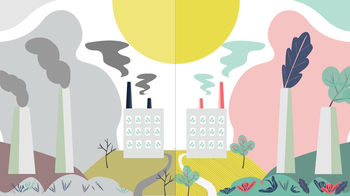 Der Klimawandel macht keine Corona-Pause: So wird dein Unternehmen CO2-neutral