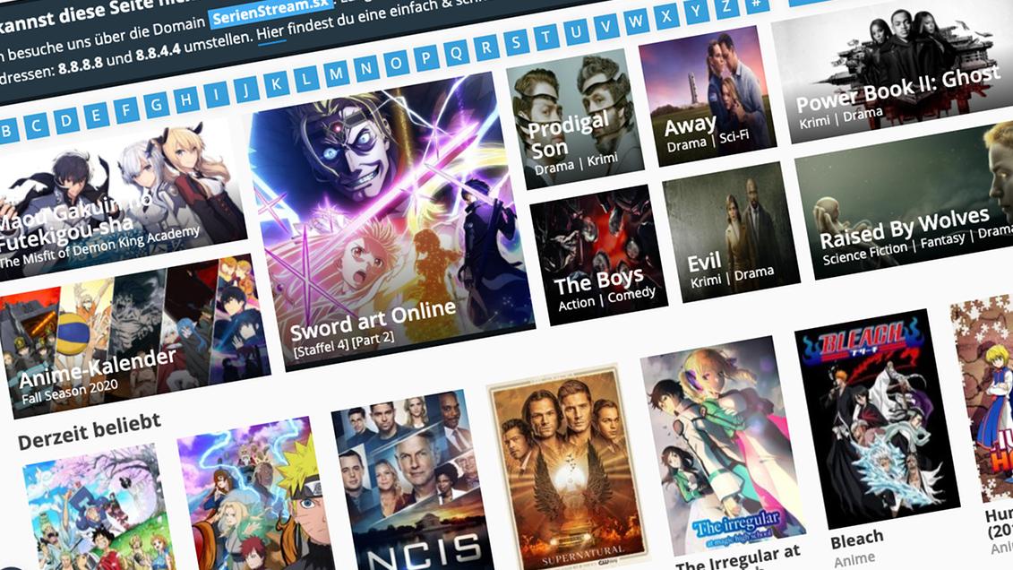 S.to: Hollywood und Amazon gegen illegalen Streamingdienst aus Deutschland