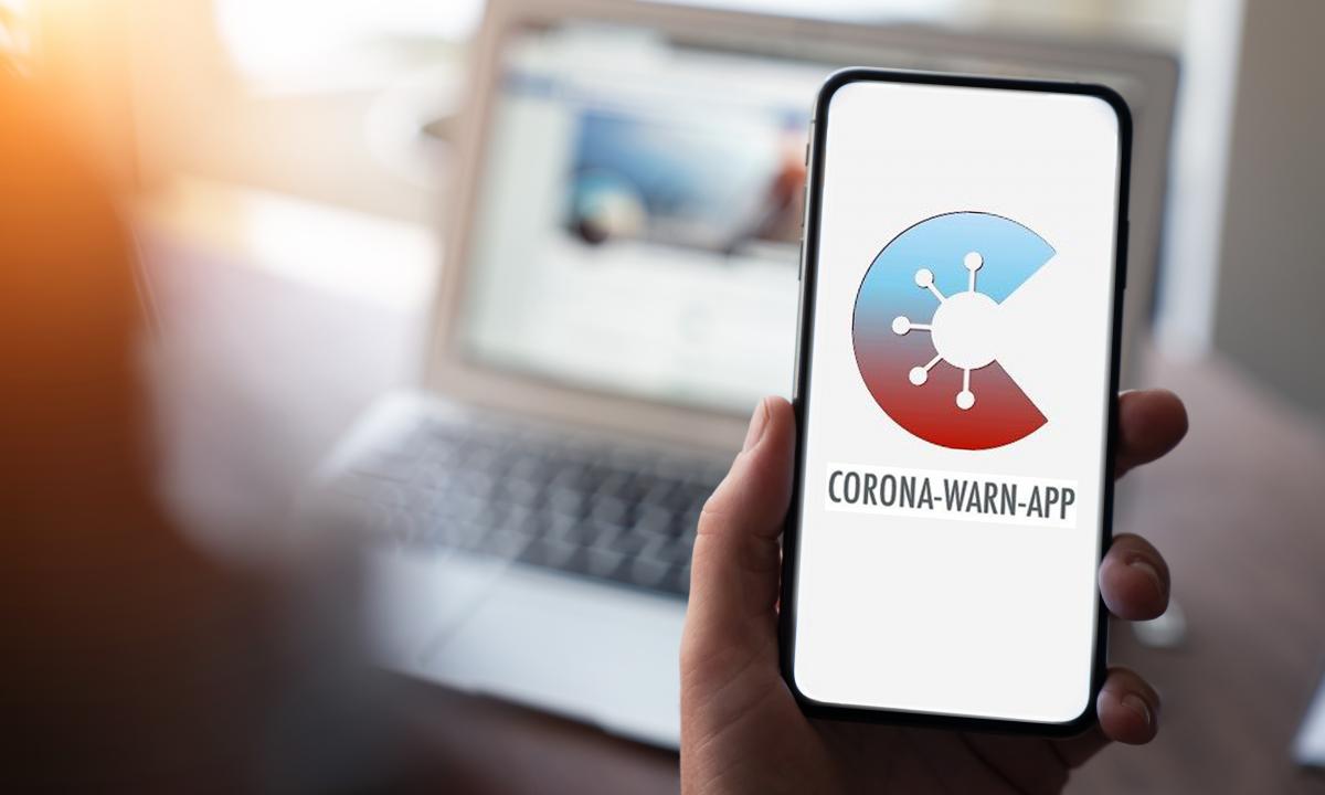 Corona warning app 2.11: QR code scanner put in thumbnail