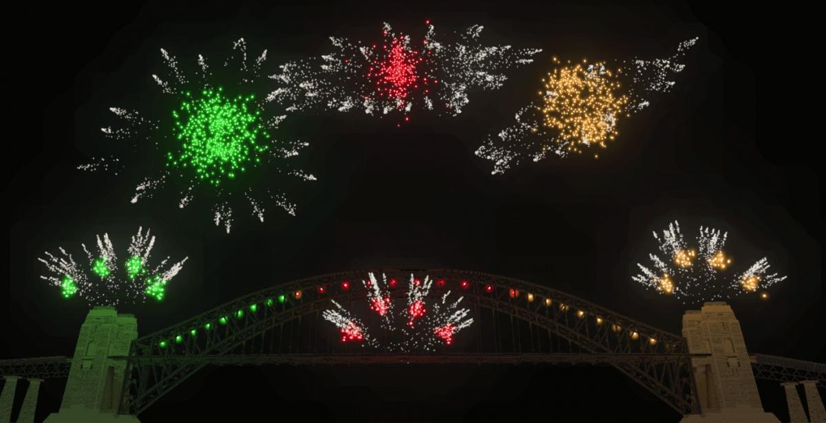 Böllerverbot digital umgehen: Profi-Feuerwerksimulator zu Silvester kostenlos
