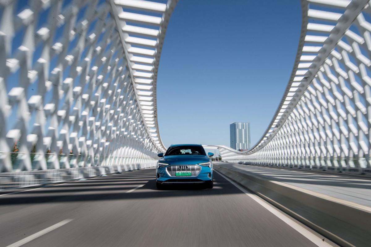"""Audi und FAW in China: Der Beginn eines """"goldenen Jahrzehnts""""?"""