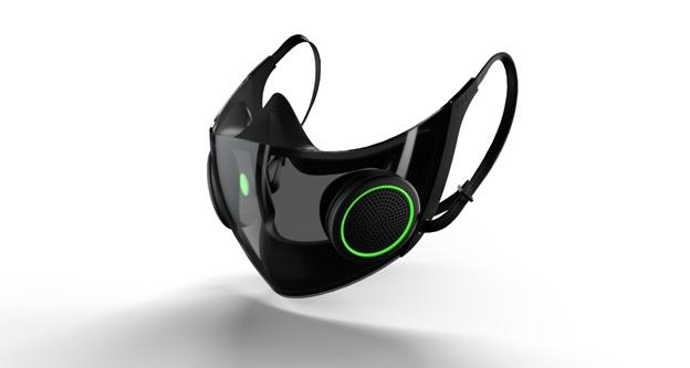 Razer entwickelt intelligente Maske zum Schutz vor Coronavirus