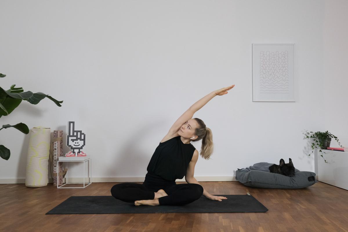 30 Tage Yoga Challenge Jetzt Mit T3n Fit Ins Neue Jahr Starten