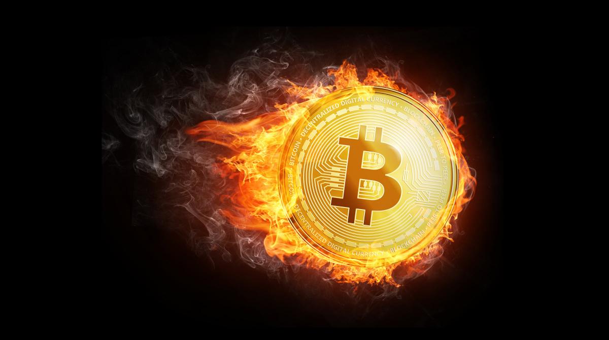 Bitcoin: Handelsvolumen an den großen Kryptobörsen eingebrochen