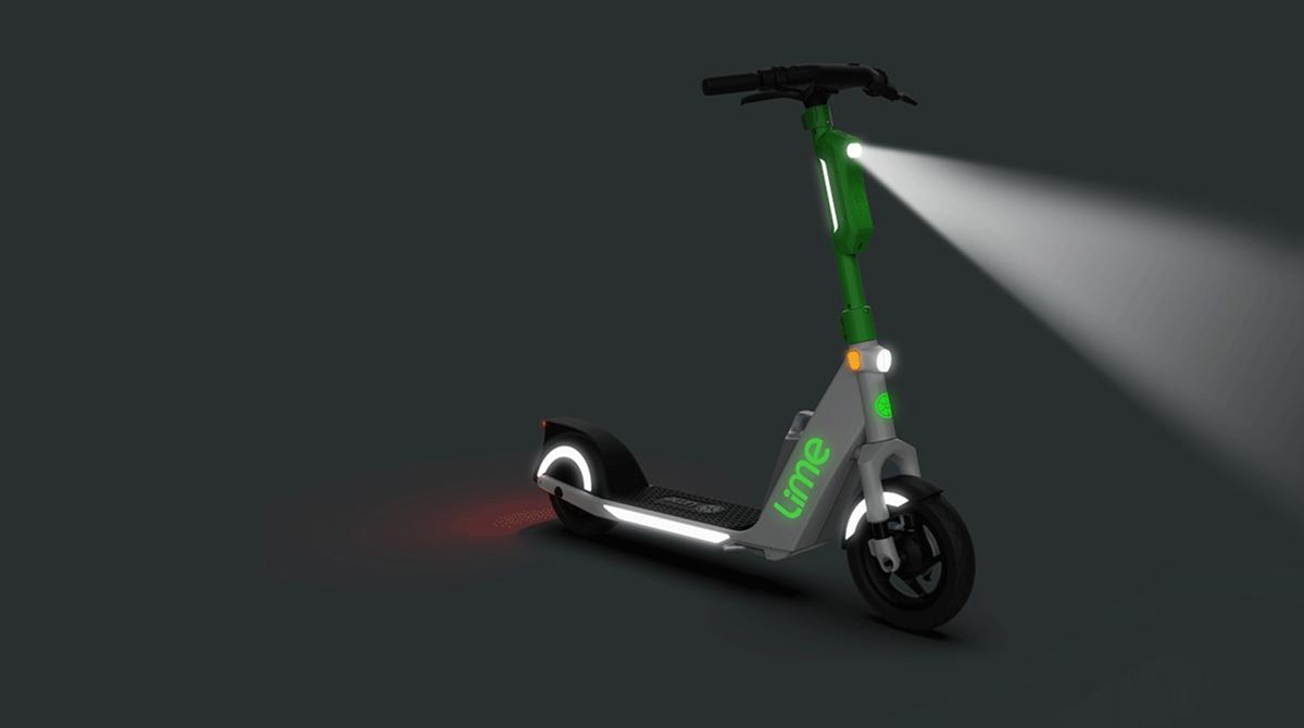 Gen4: Neue Lime-Roller mit Wechselakku starten in Deutschland