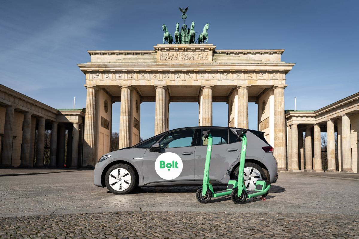 Uber-Konkurrent Bolt startet Ride-Hailing in Berlin