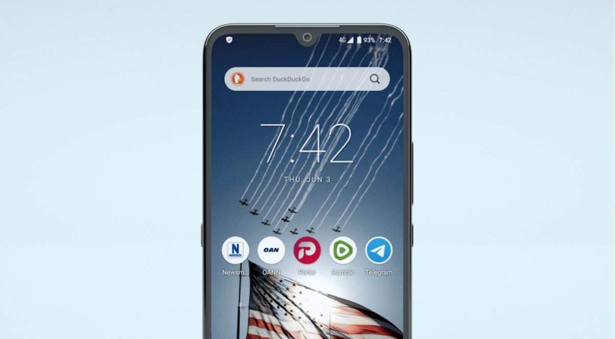 Freedom Phone: 500-Dollar-Gerät für US-Patrioten ist wohl Billighandy aus China
