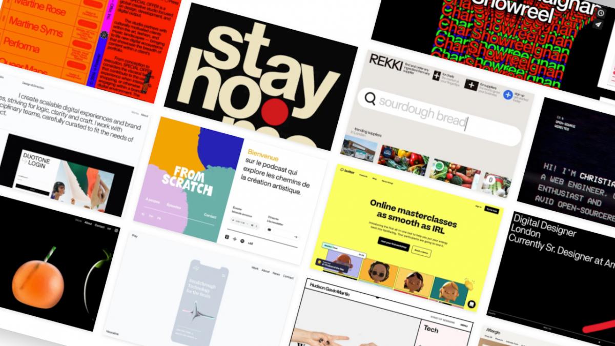 Inspiration für Designer: Godly sammelt wirklich gelungene Web sites thumbnail