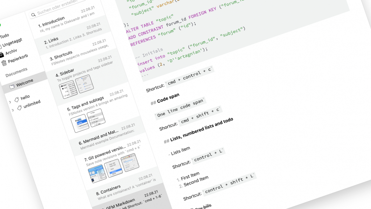FSnotes 5: The open supply word app can do virtually something you want thumbnail