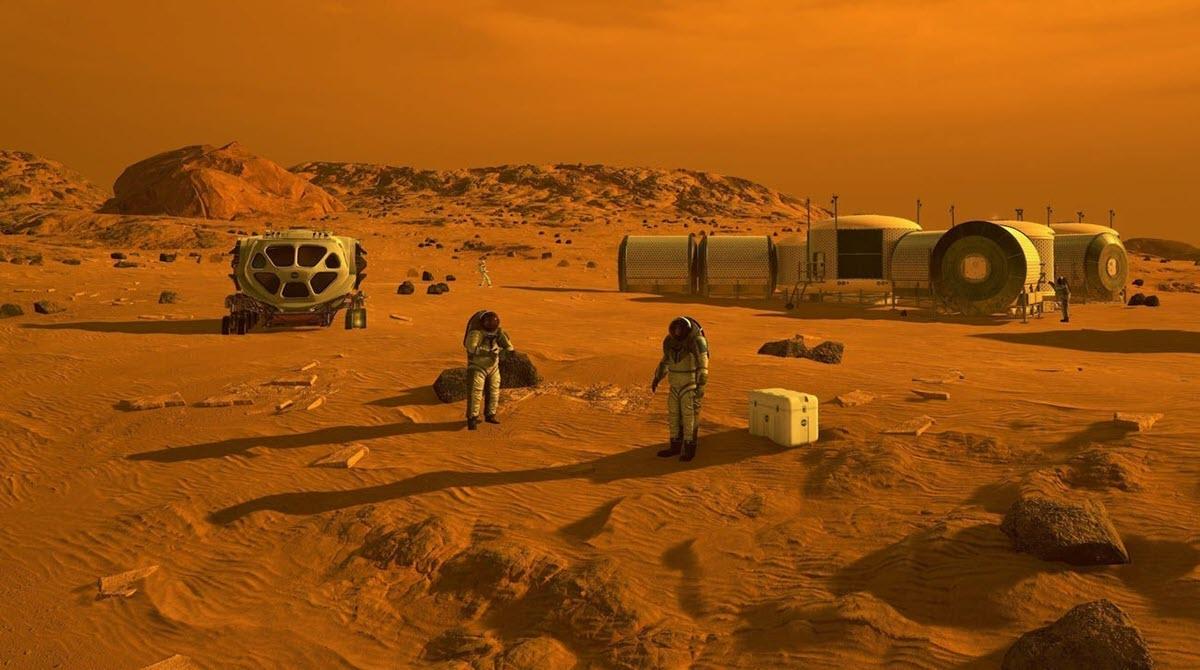 1 Jahr in der Simulation: Nasa sucht Freiwillige für Mars-Projekt