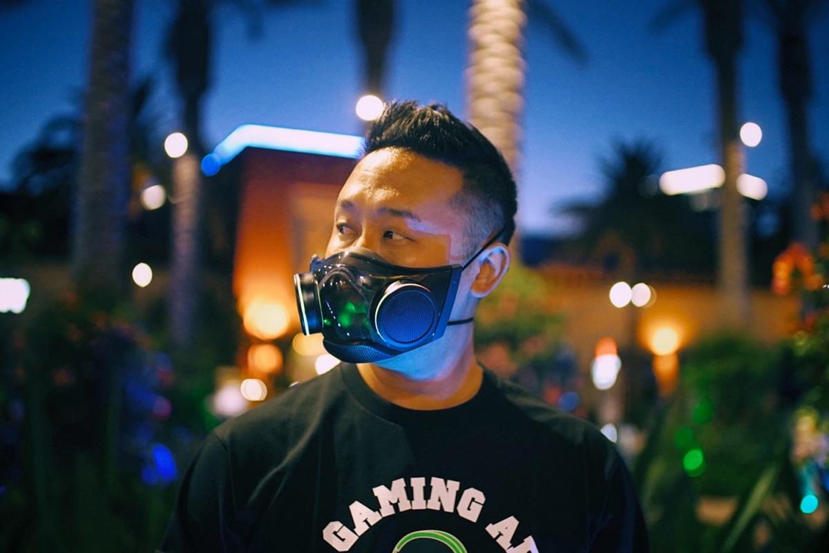 High-Tech-Maske: Razer nennt Project Hazel in Zephyr um und sucht Tester