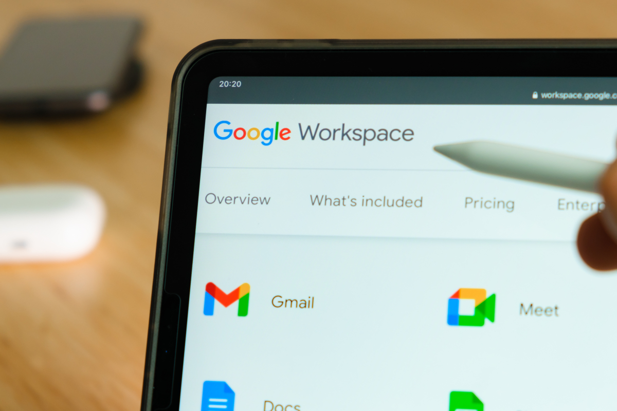 Collaboration with Google: That is what the brand new workspace features can do thumbnail
