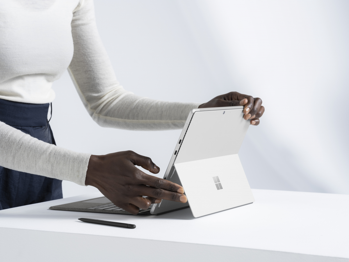 Floor Professional 8: That is in Microsoft's new 2-in-1 thumbnail
