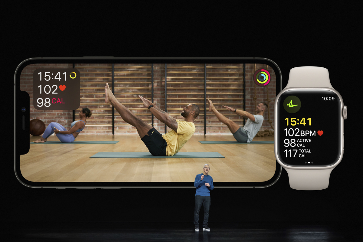 New coaching and meditation: Apple will deliver Health Plus to Germany in 2021 thumbnail