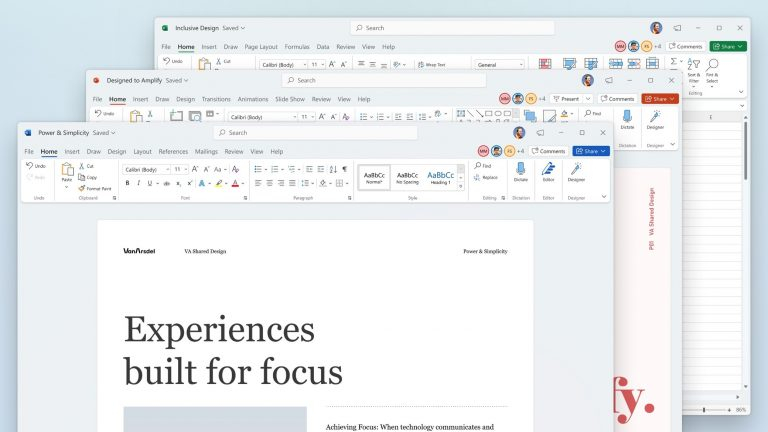 Microsoft: The brand new Workplace model can do this thumbnail
