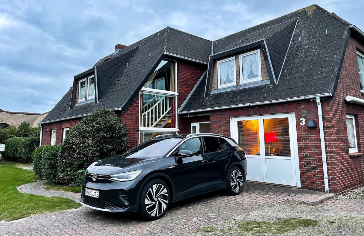 VW ID4: Das Elektroauto für die ganze Familie im Test