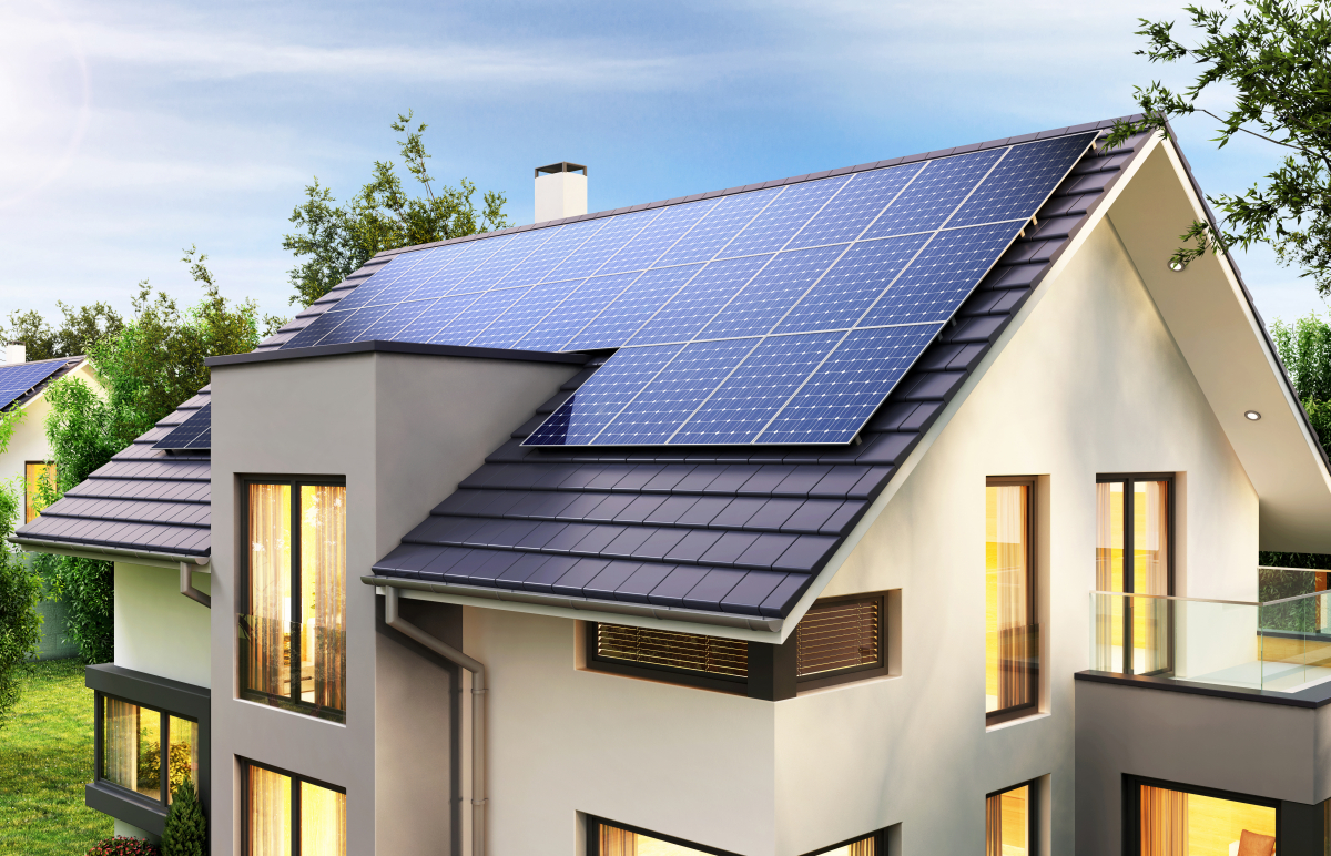 Examine: Photo voltaic modules on roofs might fully cowl the world's electrical energy wants thumbnail